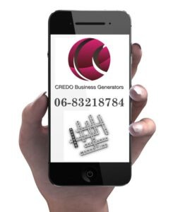 Credo Business Generators Contact